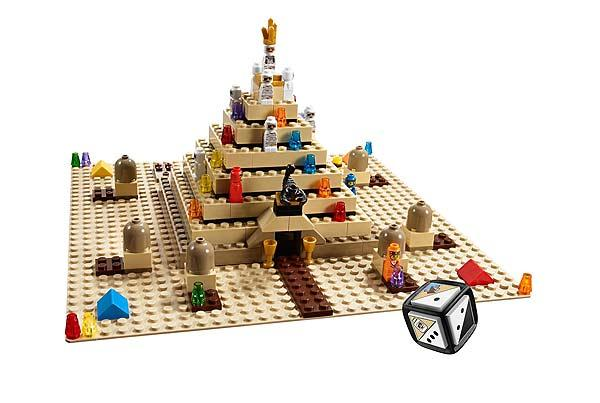 Ramses Pyramid von Lego