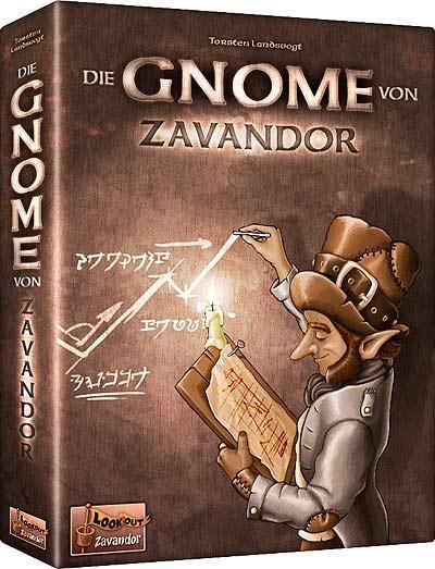 Die Gnome von Zavandor von Lookout Games