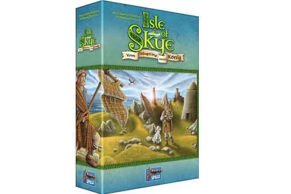 Legespiel Isle Of Skye - Foto von Lookout Spiele