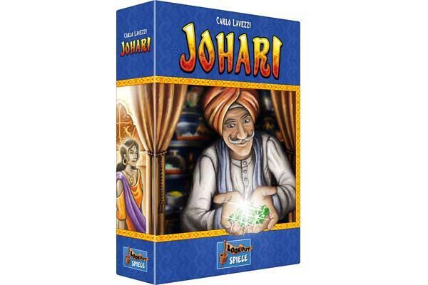 Gesellschaftsspiel Johari - Foto von Lookout Spiele