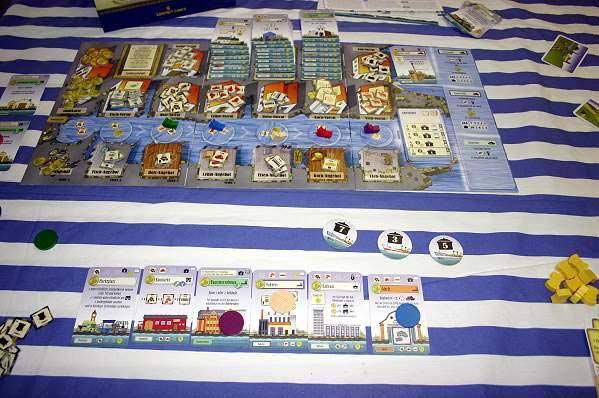 Le Havre von Reich der Spiele