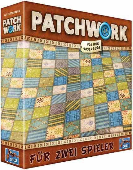 Patchwork - 2-Personen-Spiel - Foto von Lookout Spiele