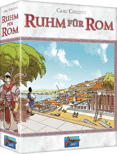 Ruhm für Rom von Lookout Spiele
