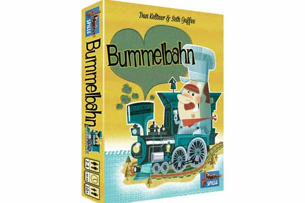 Bummelbahn - Foto von Lookout Spiele
