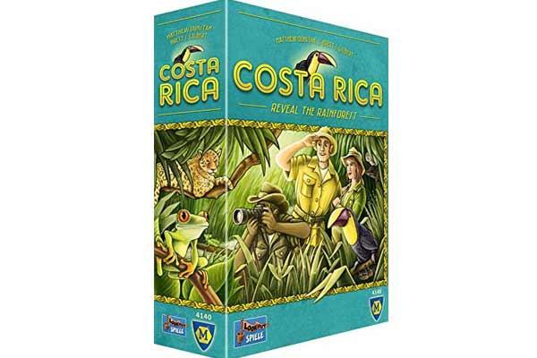 Gesellschaftsspiel Costa Rica - Foto von Lookout Spiele