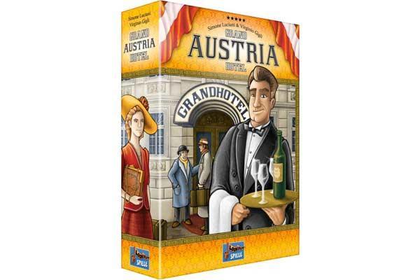 Grand Austria Hotel - Foto von Lookout Spiele
