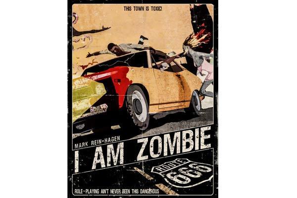 I am Zombie: Toxic Field Manual - Foto von Make Believe Games