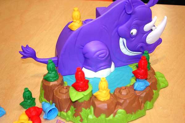 Rhino Rüpel von Reich der Spiele