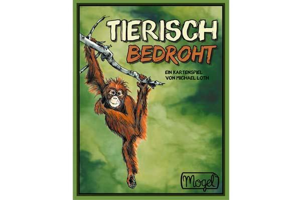 Kartenspiel Tierisch bedroht - Foto von Mogel Verlag