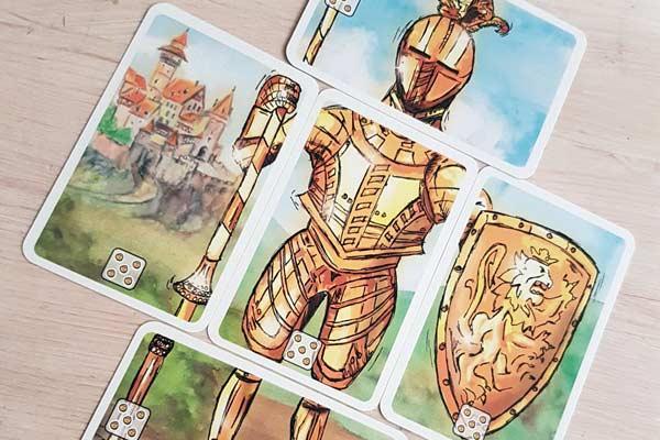 Lanzeloth: Der goldene Ritter Lanzeloth - Foto von Alex Sch.
