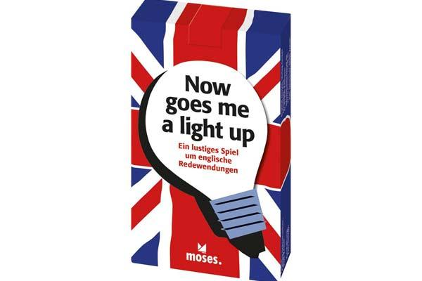Now Goes Me A Light Up - Foto von moses Verlag