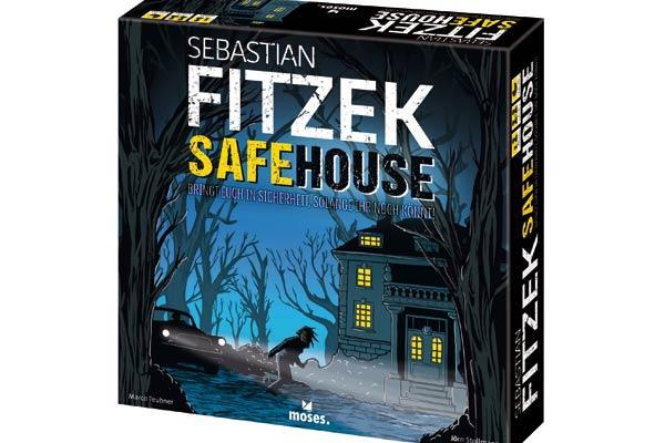 Brettspiel Safehouse - Foto von Moses Verlag