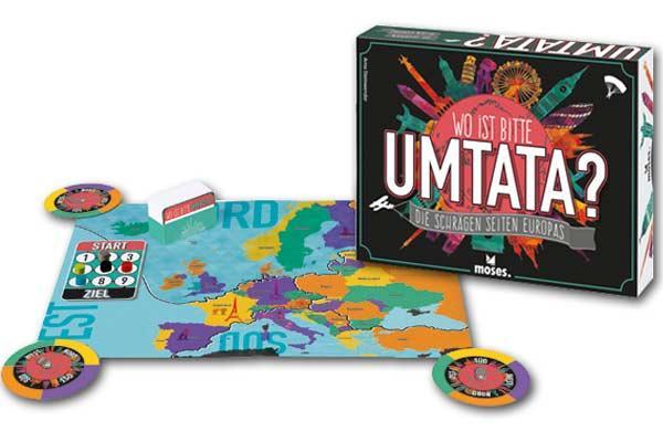 Wo ist bitte Umtata - Foto von moses.Verlag