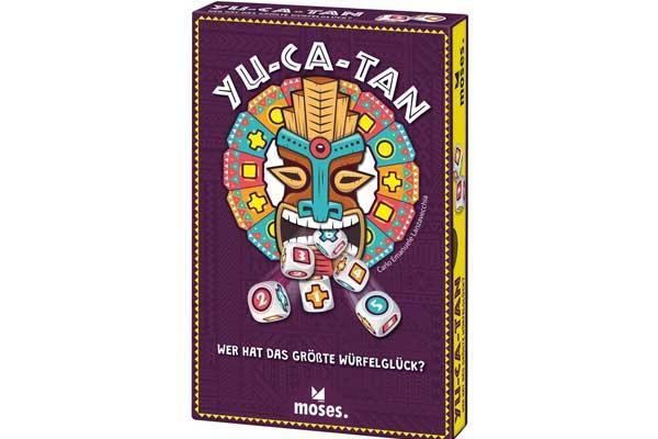 Yu-ca-tan - Gesellschaftsspiel - Foto von moses Verlag