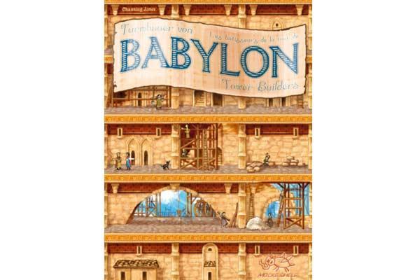Turmbauer von Babylon - Foto von Mücke Spiele