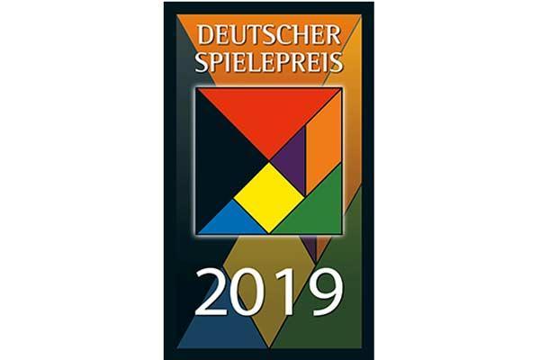 Deutscher Spielepreis 2019