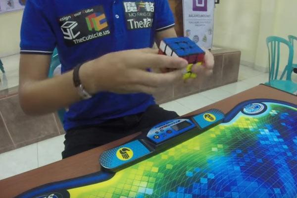 Zauberwürfel-Weltrekord 2016