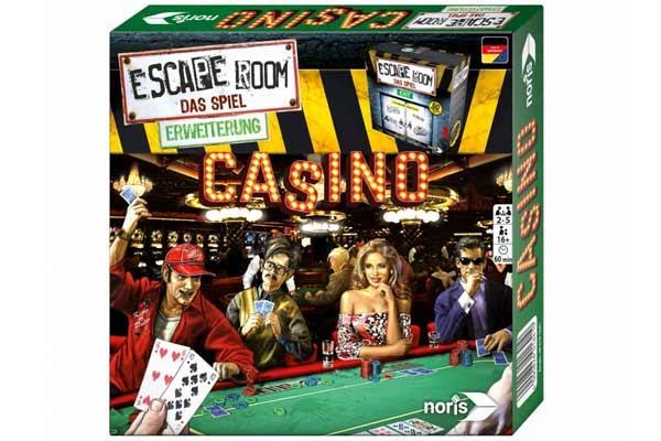 Escape Room - Das Spiel: Casino - Foto von Noris Spiele