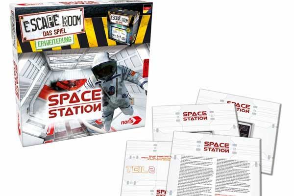 Escape Room - Das Spiel: Space Station - Foto von Noris Spiele