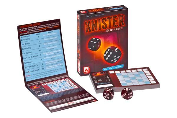Knister - Foto von NSV