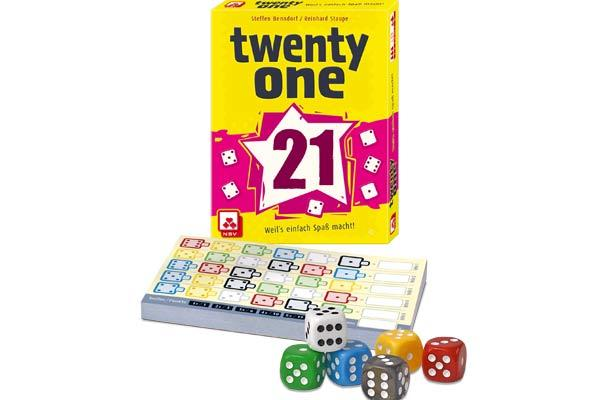 Twenty One - Foto von NSV
