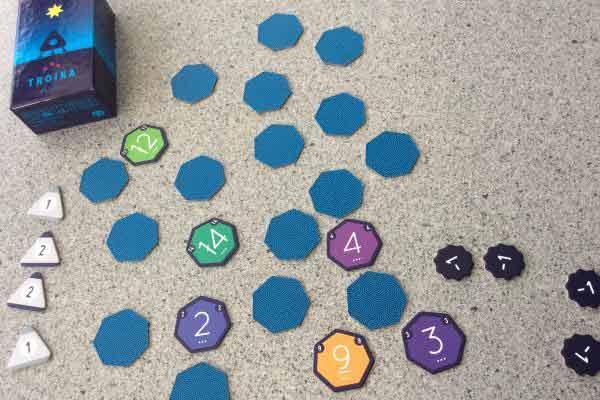 Spiel Troika - Foto von Wolfang Laufs