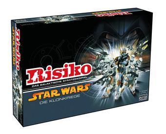 Risiko Star Wars von Hasbro