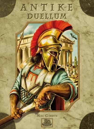 Cover des Strategiespiels Antike Duellum - Foto PD Verlag