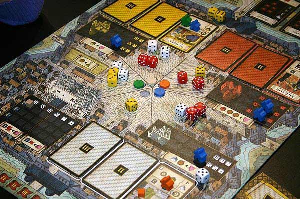 Troyes von Reich der Spiele