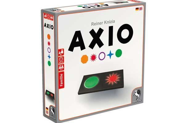 Brettspiel Axio - Foto von Pegasus Spiele