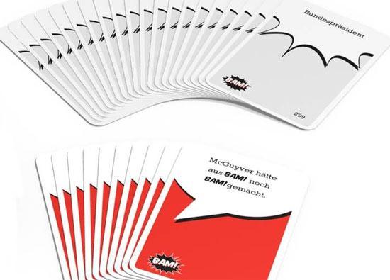 Kartenspiel BAM - Foto von Pegasus