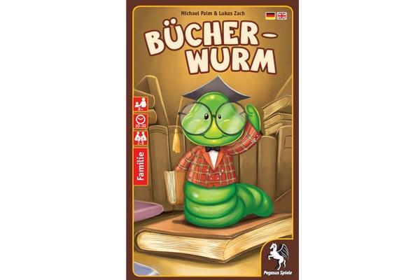 Bücherwurm - Foto von Pegasus Spiele