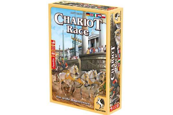 Chariot Race - Foto von Pegasus Spiele