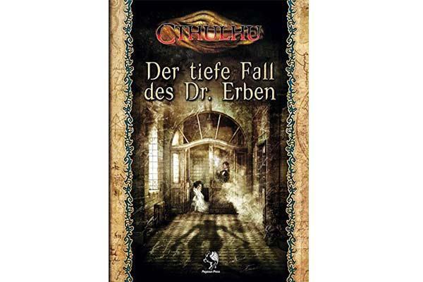 Cthulhu: Der Tiefe Fall des Dr. Erben - Foto von Pegasus Spiele