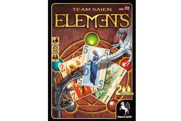Elements - Foto von Pegasus Spiele