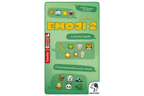Emoji 2 - Foto von Pegasus Spiele