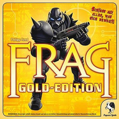 FRAG Gold-Version von Pegasus Spiele