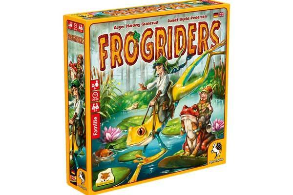 Frogriders - Foto von Pegasus Spiele