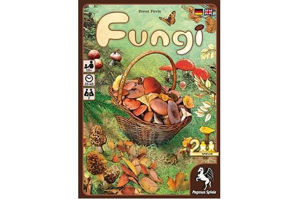 Kartenspiel Fungi - Foto von Pegasus Spiele
