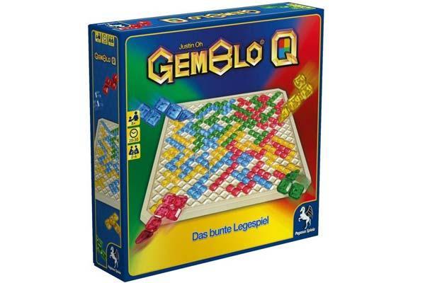 Legespiel Gemblo Q - Foto von Pegasus Spiele