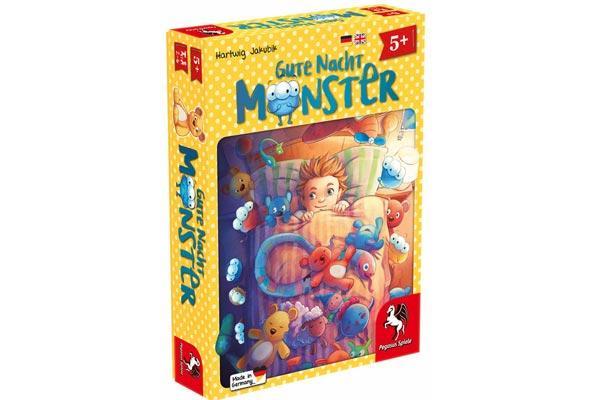 Gute Nacht Monster - Foto von Pegasus Spiele