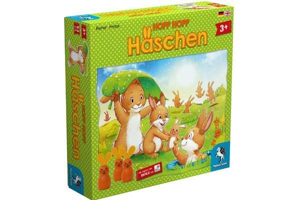 Hopp Hopp Häschen - Foto von Pegasus Spiele