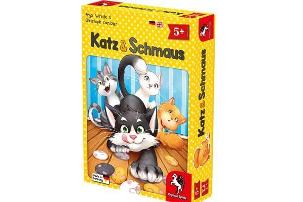 Kinderspiel Katz & Schmaus - Foto von Pegasus Spiele