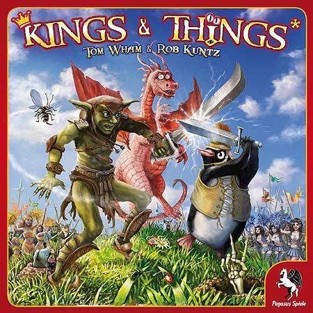 Kings & Things von Pegasus Spiele