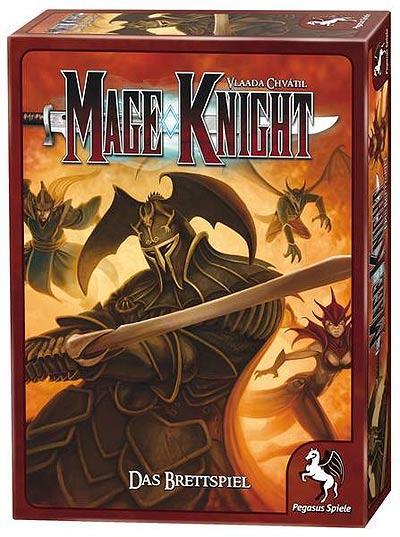 Mage Knight - das Brettspiel von Pegasus Spiele
