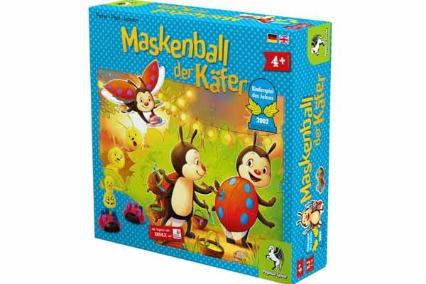 Maskenball der Käfer - Foto von Pegasus Spiele