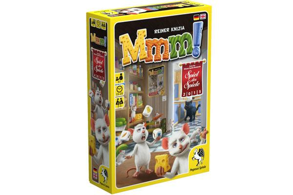 Kinderspiel Mmm - Foto von Pegasus Spiele