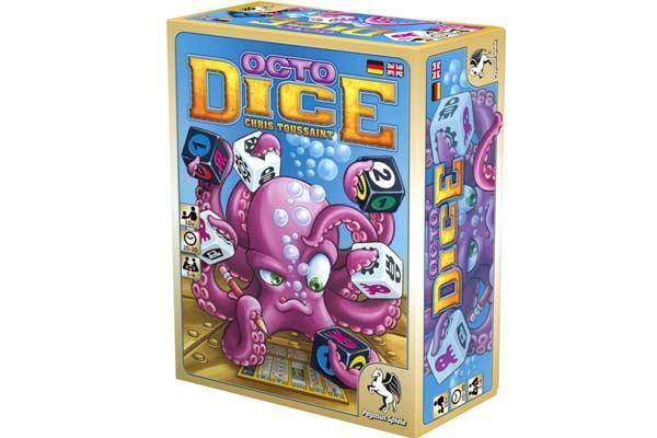 Octo Dice - Foto von Pegasus Spiele