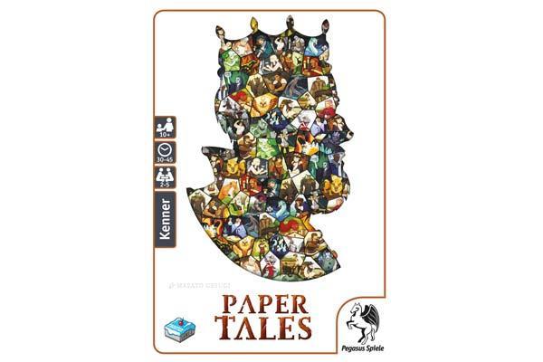 Paper Tales - Foto von Pegasus Spiele