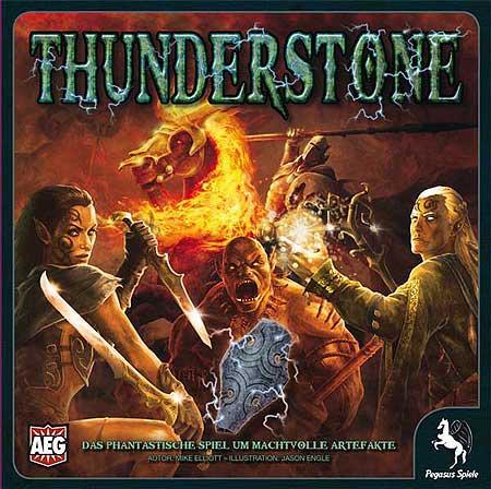 Thunderstone von Pegasus Spiele